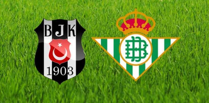 Beşiktaş Real Betis hazırlık maçı bu akşam saat kaçta hangi kanalda?