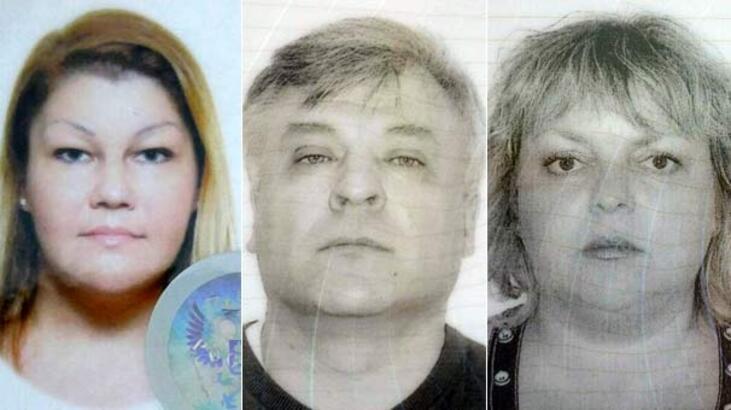 Antalya'da Rus turistler öldü