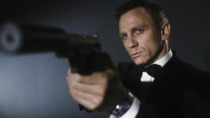 Yeni James Bond filmi 2019'da vizyonda