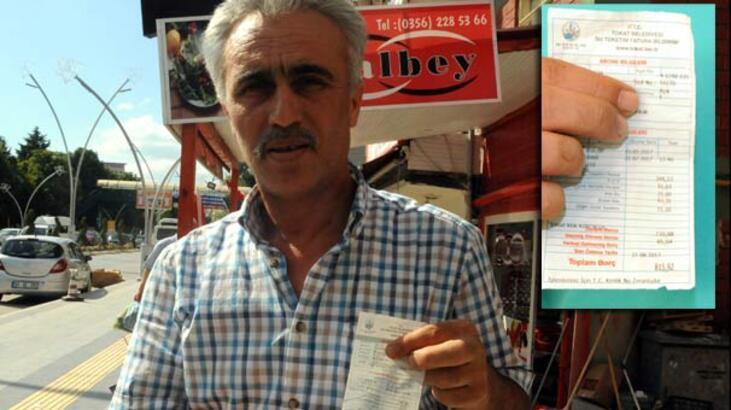 Belediye görevlisinden su abonelerine 'hayali' fatura