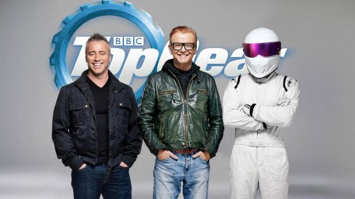 'Top Gear'da şok üstüne şok!