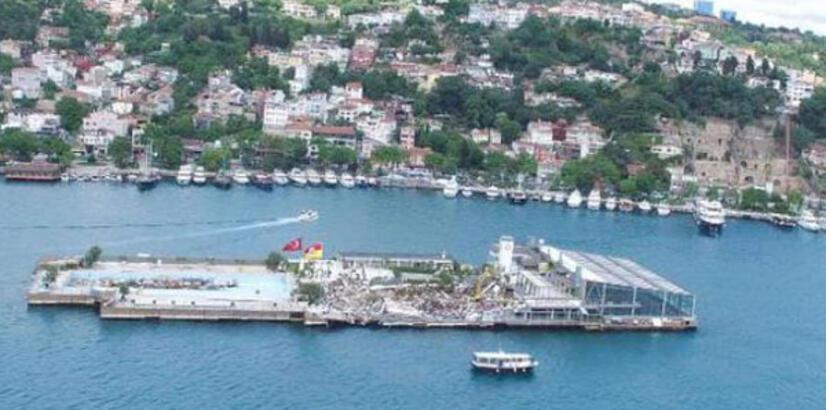 Galatasaray yönetiminin, Galatasaray Adası'nı satmayı planladığı iddia edildi