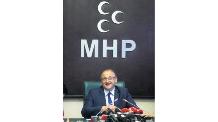 MHP'de karşılıklı restleşme sürüyor