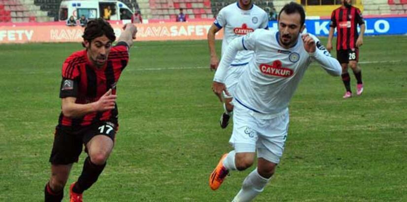 Gaziantepspor'da Orkan Çınar şoku! Sezonu kapadı