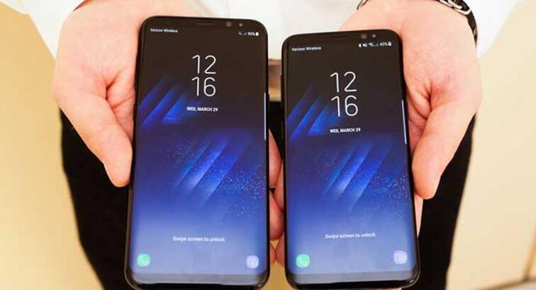 Samsung Galaxy S8 ve S8+'ın toplam satış rakamı 20 milyonu geçti