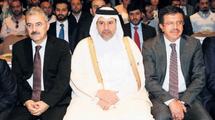 Katar'ın ümit rüzgârı İzmir Körfezi'nden