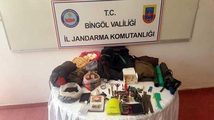 Bingöl'de 1 terörist öldürüldü, bir terörist teslim oldu