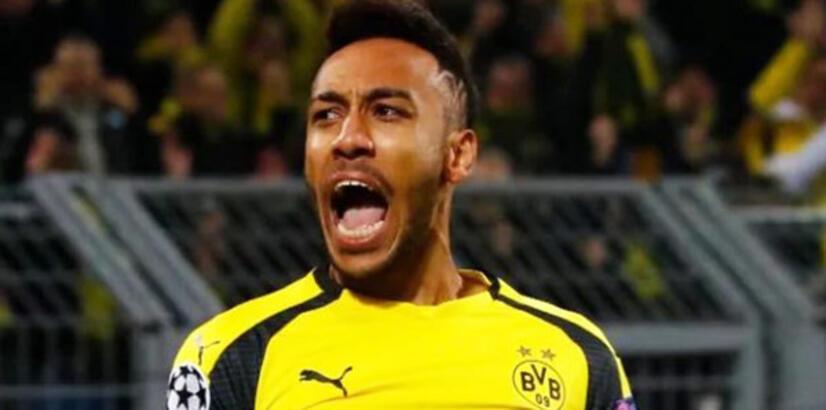 Pierre-Emerick Aubameyang: 'Borussia Dortmund'da kalıyorum'