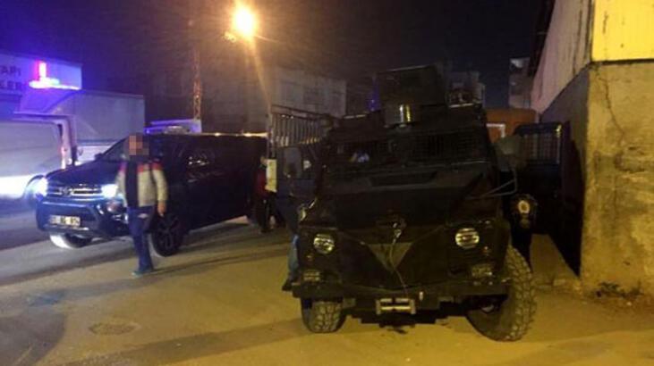 Adana'da polis merkezi yakınındaki patlama ile ilgili 7 kişi gözaltına alındı