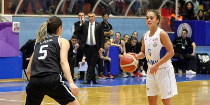 Hatay Büyükşehir  Belediyespor: 74 - Beşiktaş: 71
