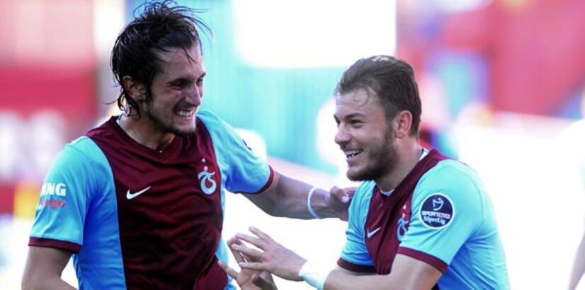 Trabzonspor'da gençlik ateşi! 13 isim kadroya girdi