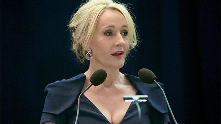 95 milyon dolarlık kalem: J.K. Rowling