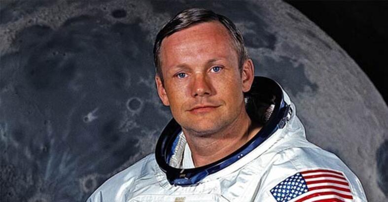 Astronot Neil Armstrong öldü