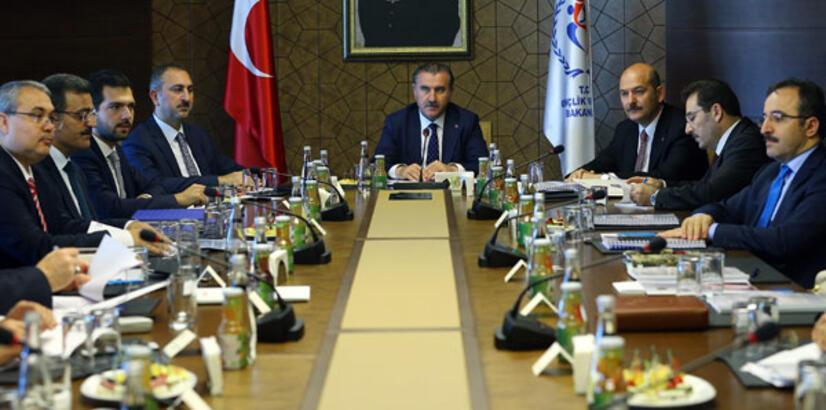 Gençlik ve Spor Bakanı Osman Aşkın Bak: 'Kupa finallerinde E-Bilet sistemine geçeceğiz'