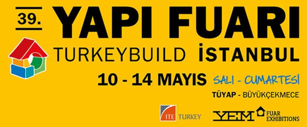 39. Yapı Fuarı – Turkeybuild İstanbul açıldı!