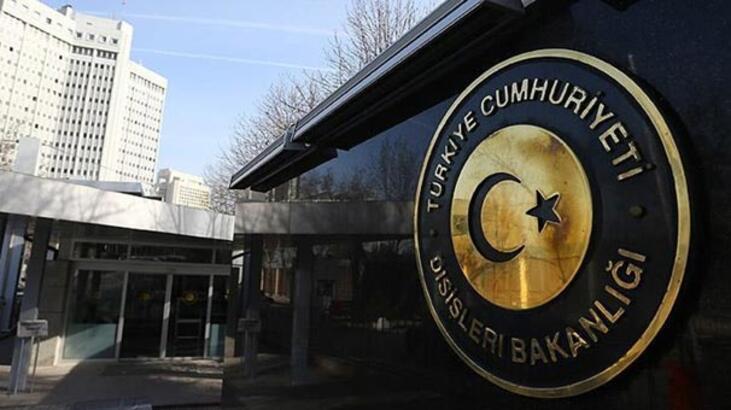 Son dakika: Türkiye'den çok sert açıklama! Kabul edilemez...