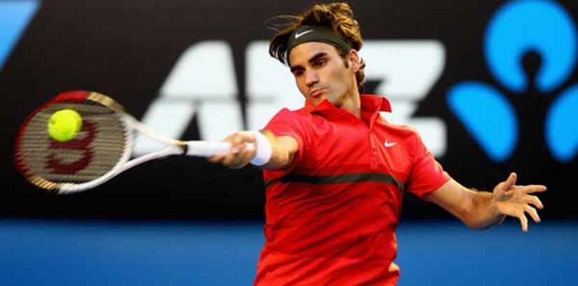 Federer hızlı başladı!