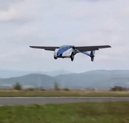Uçan Arabalar Gerçek Oluyor!