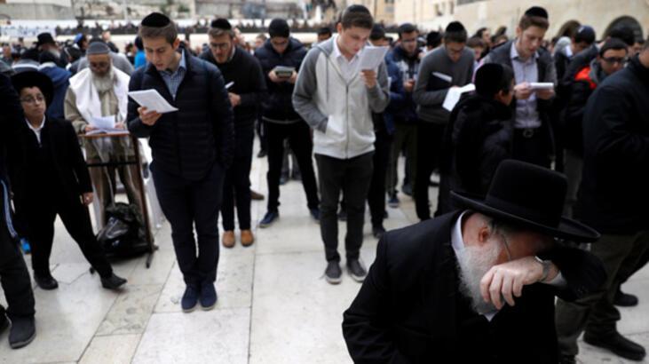 İsrail duaya çıktı