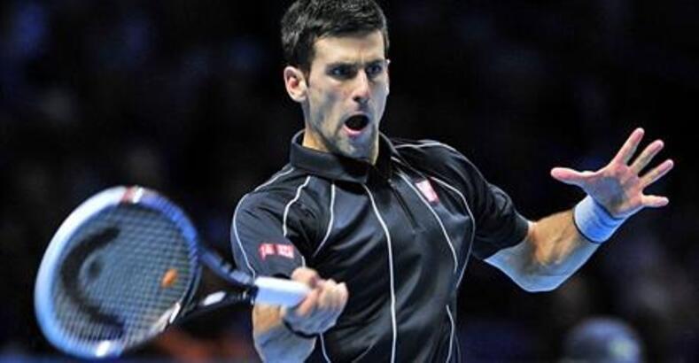 Djokovic adını finale yazdırdı