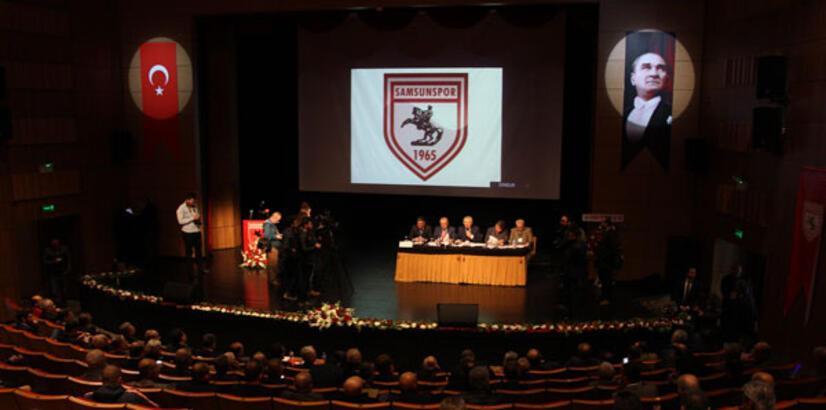 Samsunspor'da olağanüstü kongre ertelendi!