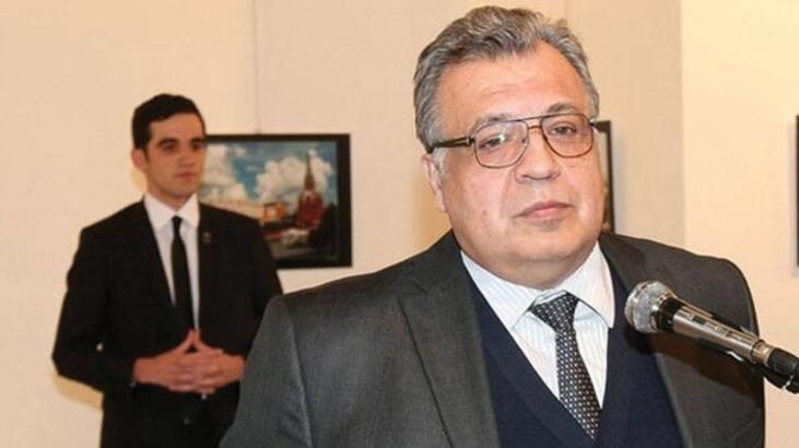 Karlov cinayetiyle ilgili yeni gelişme! O isim tutuklandı