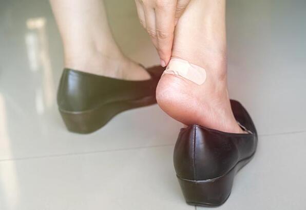 Ayakkabı vurmasına çözüm önerileri