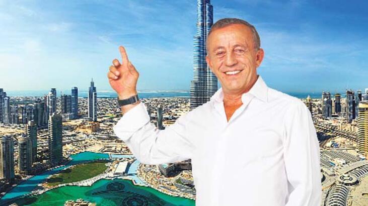 AĞAOĞLU DEV PROJESİNİ DUBAİ'DE SATIŞA SUNACAK