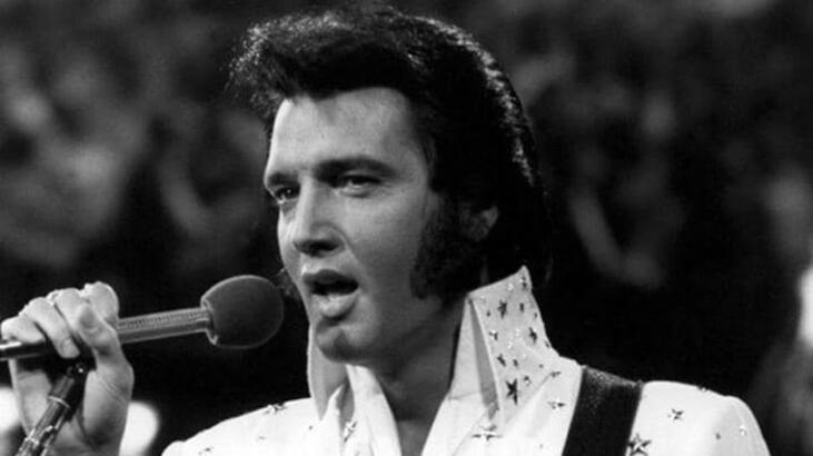 Elvis Presley'in albümü geçen yıl 1 milyon sattı