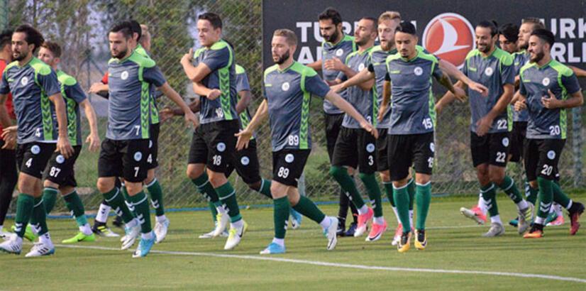 Atiker Konyasporlu 4 futbolcuya milli davet