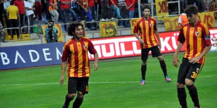 Kayseri, Konyaspor'a karşı!