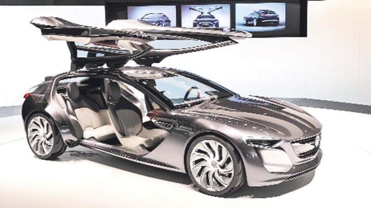Opel tasarımcıları 'ilham' almaya İstanbul'a geldi...