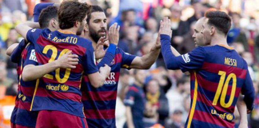 Barcelona şampiyon oldu!