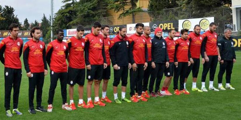 Galatasaray dinleniyor