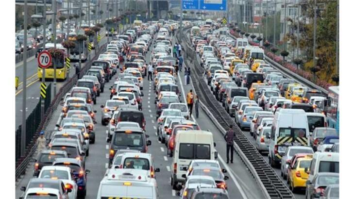 Türkiye'de kaç araç var ?