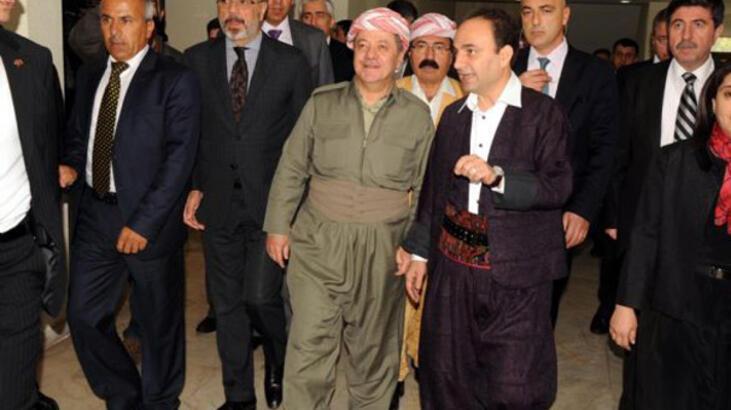 """Barzani: """"Başbakan'ın, 'Kürdistan' demesi..."""""""