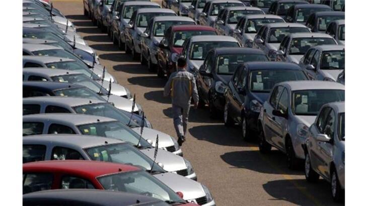 Avrupa'da otomotiv pazarı daraldı