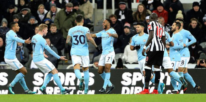 Newcastle United - Manchester City: 0-1