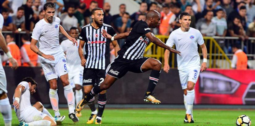 Kasımpaşa - Beşiktaş: 2-2 (İşte maçın özeti)