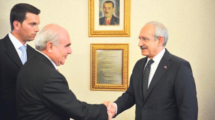 Kılıçdaroğlu Rumeli göçmenleriyle görüştü