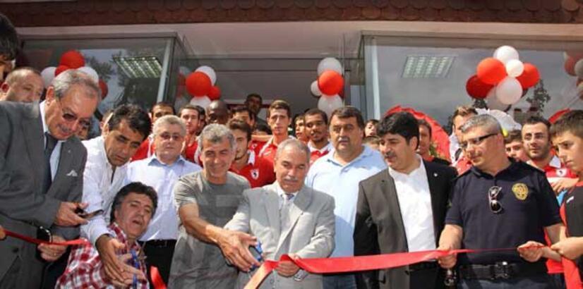 Samsunspor Store'a yeni şube