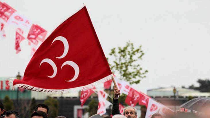 MHP'de Antalya İl Yönetimi  feshedildi