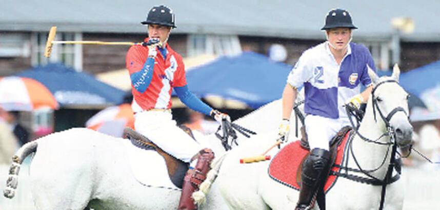 Türkiye'de ilk  kez polo maçı