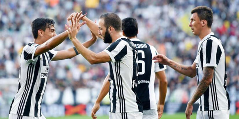 Juventus ligi farklı açtı!