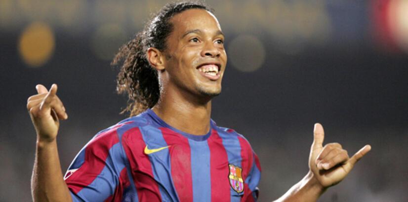 Ronaldinho Transferinde son gelişme! Ronaldinho kimdir?