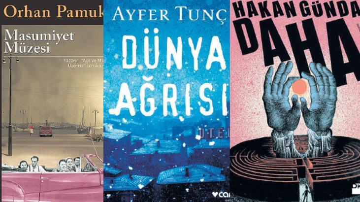 Son 15 yılın  en iyi 15 romanı
