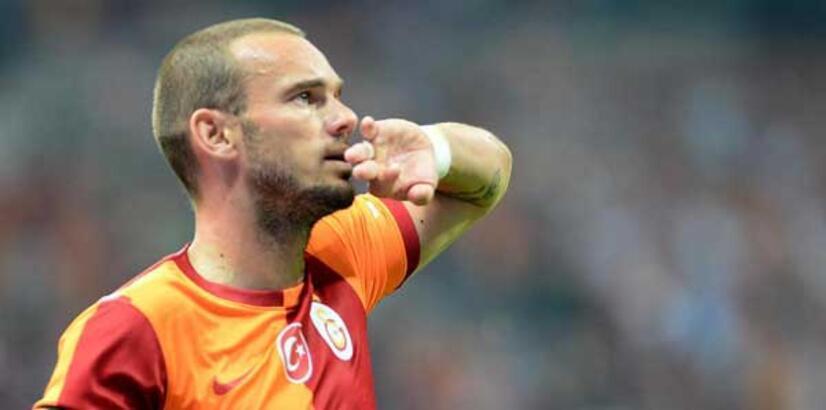 Moyes, Sneijder'i doğruladı