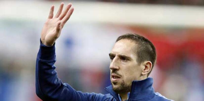 """Ribery'den Ronaldo'ya """"Altın Top"""" desteği"""