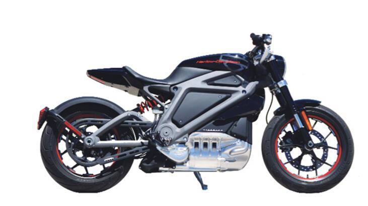 Elektrikli Harley racona 'ters' mi?