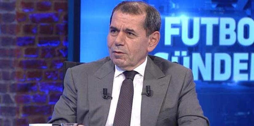 Dursun Özbek: 'Lucescu ile görüşüyoruz...'